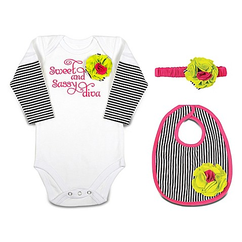 Itty Bitty and Pretty Layette Gift Sets