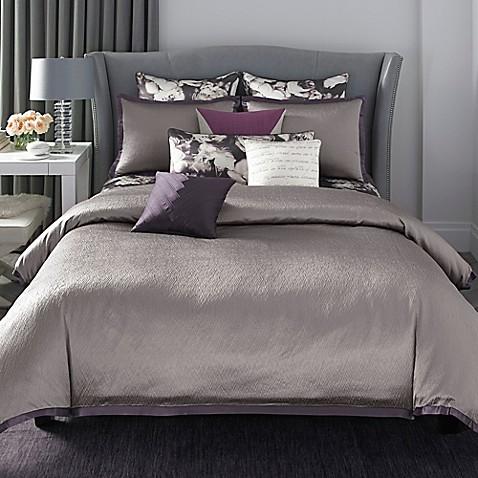vince camuto® provence comforter set - bed bath & beyond