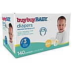 buybuy BABY™ 140-Count Size 3 Value Box Diapers