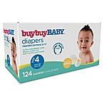 buybuy BABY™ 124-Count Size 4 Box Diapers