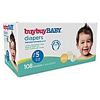 buybuy BABY™ 108-Count Size 5 Box Diapers