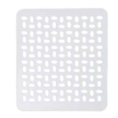 Attractive InterDesign® Sinkworks Small Clear Sink Mat