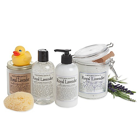 B Witching Bath Co. Mom-To-Be Spa Gift Set - Bed Bath & Beyond