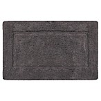 Wamsutta® Perfect Soft MICRO COTTON®  21-Inch x 34-Inch Bath Rug in Charcoal