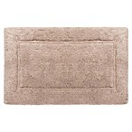 Wamsutta® Perfect Soft MICRO COTTON®  17-Inch x 24-Inch Bath Rug in Canvas