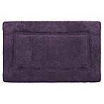 Wamsutta® Perfect Soft MICRO COTTON®  21-Inch x 34-Inch Bath Rug in Deep Plum