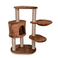 Trixie Pet Products Moriles Cat Tree in Brown