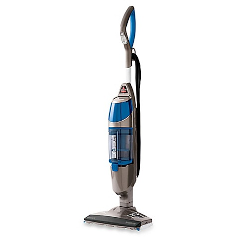 BISSELL Symphony™ All in e Vacuum and Steam Mop Bed