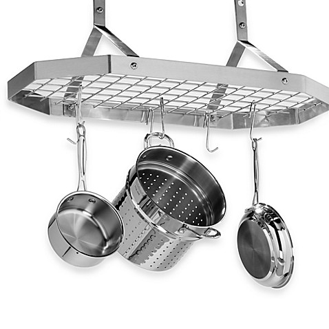 Hanging Pot Rack Bed Bath And Beyond