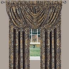 J Queen New York Venezia Window Curtain Panel And