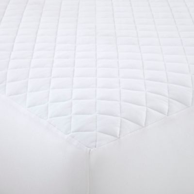 micro flannel heat reflecting twin mattress pad