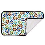 Planet Wise Designer Changing Pad in Monkey Fun