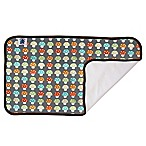 Planet Wise Designer Changing Pad in Toadstool