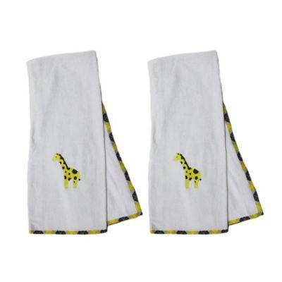 Pam Grace Creations Argyle Giraffe Bath Towel  Set of 2. Buy Decorative Bathroom Accessories from Bed Bath  amp  Beyond
