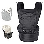 Onya Baby Outback Bundle Baby Carrier in Jet Black