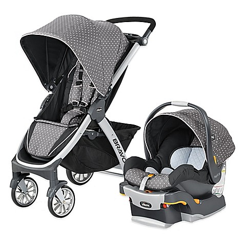 Chicco® Bravo® Trio Travel System Stroller
