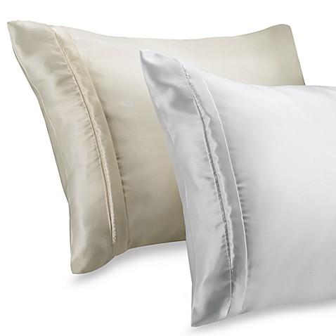 satin pillow protector
