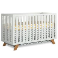 Child Craft™ SOHO 4-in-1 Convertible Crib in White/Natural