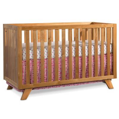 Child Craft Soho  In  Convertible Crib In White Natural