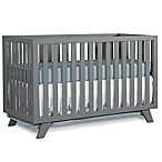 Child Craft™ Forever Eclectic™SOHO 4-in-1 Convertible Crib in Grey