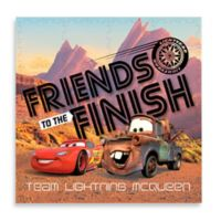 "Disney® ""Cars"" ""Friends To The Finish"" Puzzle Play Mat"