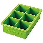 Tovolo® King Cube Silicone Ice Tray in Green