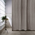 Escondido 54-Inch x 78-Inch Stall Shower Curtain in Taupe