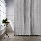 Haven™ Escondido 72-Inch x 84-Inch Shower Curtain in Silver