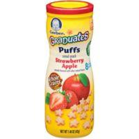 Gerber® Graduates® Fruit Puffs - Apple