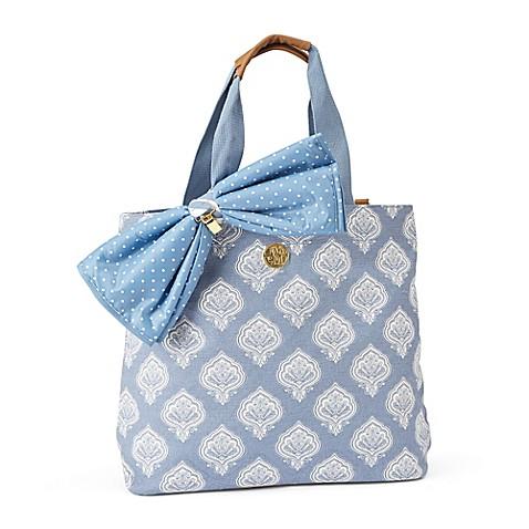 mud pie jaipur essential bundle diaper bag in bluebell. Black Bedroom Furniture Sets. Home Design Ideas