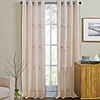 Weston 84-Inch Grommet Top Window Curtain Panel in Ivory