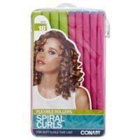 Conair® 18-Piece Spiral Rod Roller Set