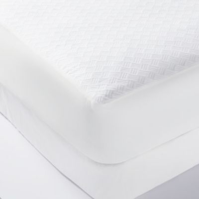 healthy nights™ temperature balancing mattress protector - bed