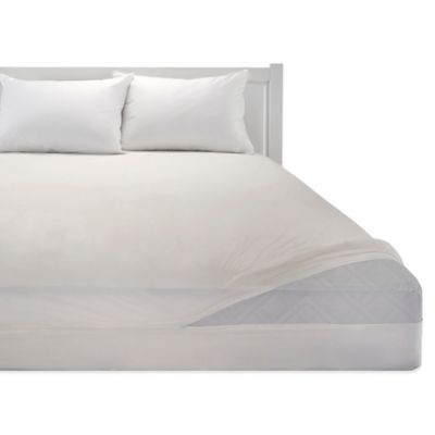 Bedding Essentials™ EVA Zippered Twin Mattress Protector