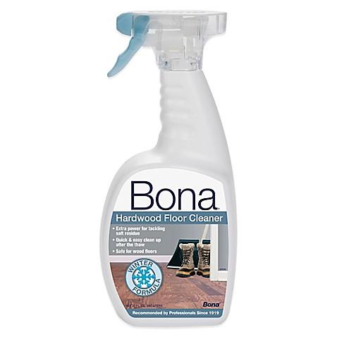 Bona Winter Formula Hardwood Floor Cleaner Bed Bath