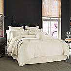 Kenneth Cole Reaction Home Mineral King Duvet Cover in Ivory