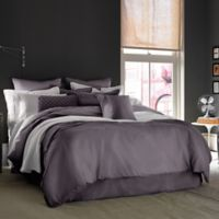 Kenneth Cole Reaction Home Mineral Full Bed Skirt in Orchid