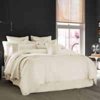 Kenneth Cole Reaction Home Mineral Full Bed Skirt in Ivory