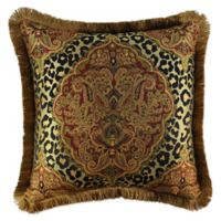 Sherry Kline Tangiers Square Throw Pillow