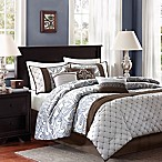 Madison Park Crosby 7-Piece Queen Comforter Set