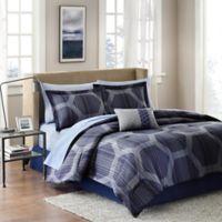 Madison Park Rincon 7-Piece Twin Comforter Set