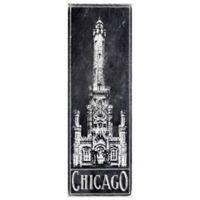 "Chalkboard ""Chicago"" Wall Décor"