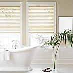 Real Simple® Faux Wood 36-Inch x 72-Inch Blind in Alabaster