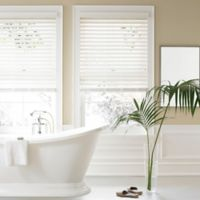 Real SimpleR Faux Wood 23 Inch X 64 Blind In White