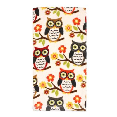 Kitchensmart® Kitchen Towel In Owls