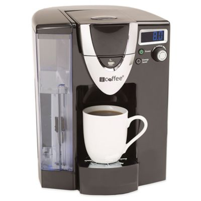 Single Coffee Maker Bed Bath And Beyond : iCoffee Opus Single Serve Coffee Maker - Bed Bath & Beyond