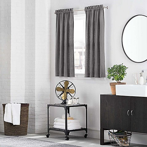 kenneth cole curtains kenneth cole reaction home mineral window curtain tier 124