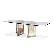 Bassett Mirror Company Murano Dining Table