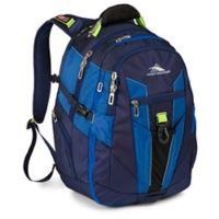 High Sierra® XBT Laptop Backpack in Navy