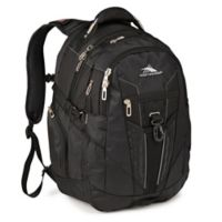 High Sierra® XBT Laptop Backpack in Black
